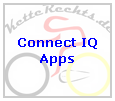 Garmin Connect IQ Apps